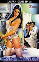 L'infermiera di campagna - German VHS cover (xs thumbnail)