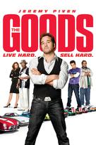 The Goods: Live Hard, Sell Hard - British Movie Poster (xs thumbnail)