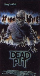 The Dead Pit - VHS cover (xs thumbnail)