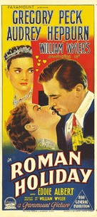 Roman Holiday - Australian Movie Poster (xs thumbnail)