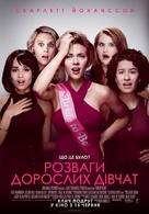 Rough Night - Ukrainian Movie Poster (xs thumbnail)
