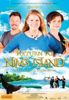 Return to Nim's Island - Australian Movie Poster (xs thumbnail)