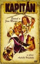 Le capitan - Czech DVD movie cover (xs thumbnail)