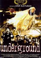 Underground - Italian Movie Poster (xs thumbnail)