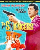 The Silencers - Blu-Ray cover (xs thumbnail)