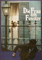 Une femme à sa fenêtre - German Movie Poster (xs thumbnail)