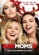 A Bad Moms Christmas - German Movie Poster (xs thumbnail)