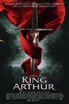 King Arthur - poster (xs thumbnail)
