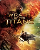 Wrath of the Titans - Japanese Blu-Ray cover (xs thumbnail)