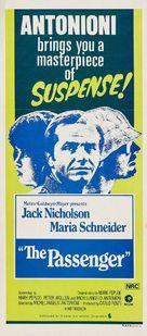 The Passenger - Australian Movie Poster (xs thumbnail)