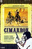 Cimarron - Spanish Movie Cover (xs thumbnail)