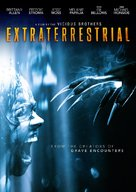 Extraterrestrial - DVD cover (xs thumbnail)