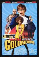 Austin Powers in Goldmember - Movie Poster (xs thumbnail)