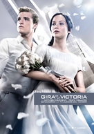 The Hunger Games: Catching Fire - Spanish Movie Poster (xs thumbnail)