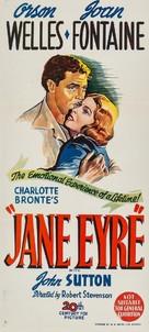 Jane Eyre - Australian Movie Poster (xs thumbnail)