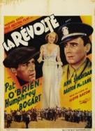 San Quentin - Belgian Movie Poster (xs thumbnail)