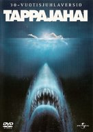 Jaws - Finnish DVD cover (xs thumbnail)