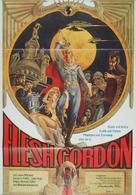 Flesh Gordon - German Movie Poster (xs thumbnail)