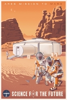 The Martian - Movie Poster (xs thumbnail)