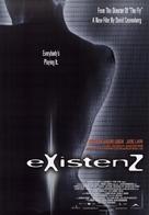 eXistenZ - Movie Poster (xs thumbnail)