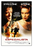 The Specialist - Brazilian Movie Poster (xs thumbnail)
