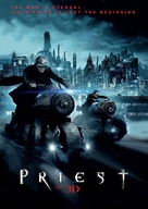 Priest - Movie Poster (xs thumbnail)
