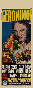 Geronimo - Australian Movie Poster (xs thumbnail)