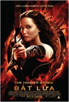 The Hunger Games: Catching Fire - Vietnamese Movie Poster (xs thumbnail)