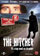 The Hitcher - Danish DVD movie cover (xs thumbnail)