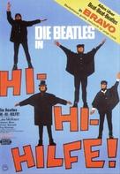 Help! - German Movie Poster (xs thumbnail)