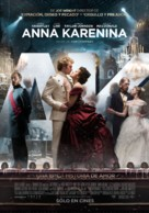 Anna Karenina - Colombian Movie Poster (xs thumbnail)