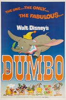 Dumbo - Re-release movie poster (xs thumbnail)