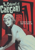 The Cabinet of Caligari - Movie Cover (xs thumbnail)