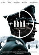 HHhH - Dutch Movie Poster (xs thumbnail)