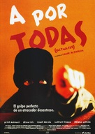 Saltwater - Spanish Movie Poster (xs thumbnail)