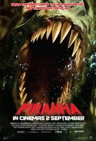 Piranha - Malaysian Movie Poster (xs thumbnail)