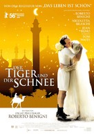 Tigre e la neve, La - German Movie Poster (xs thumbnail)