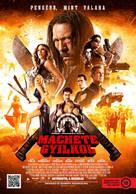 Machete Kills - Hungarian Movie Poster (xs thumbnail)