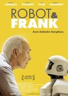 Robot & Frank - German Movie Poster (xs thumbnail)