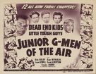 Junior G-Men of the Air - Movie Poster (xs thumbnail)