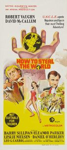 How to Steal the World - Australian Movie Poster (xs thumbnail)