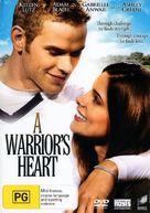 A Warrior's Heart - Australian DVD movie cover (xs thumbnail)