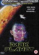 Dark Planet - British Movie Cover (xs thumbnail)