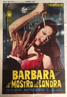 Dr. Jekyll and Sister Hyde - Italian Movie Poster (xs thumbnail)