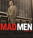 """Mad Men"" - Blu-Ray movie cover (xs thumbnail)"