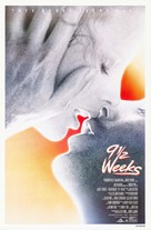 Nine 1/2 Weeks - Movie Poster (xs thumbnail)
