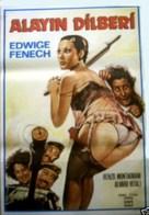 La soldatessa alle grandi manovre - Turkish Movie Poster (xs thumbnail)