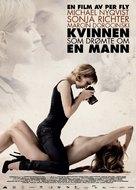 Kvinden der drømte om en mand - Norwegian Movie Poster (xs thumbnail)
