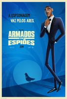 Spies in Disguise - Portuguese Movie Poster (xs thumbnail)