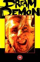 Dream Demon - British VHS cover (xs thumbnail)
